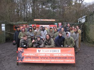 Year 10 Paintball
